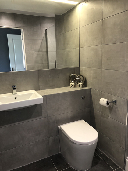En-suite in Gravesend