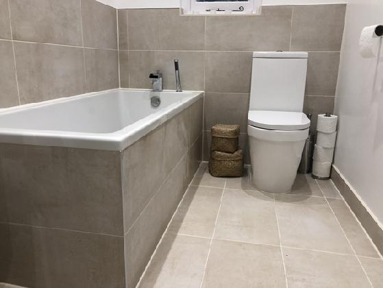 Bathroom in Sidcup
