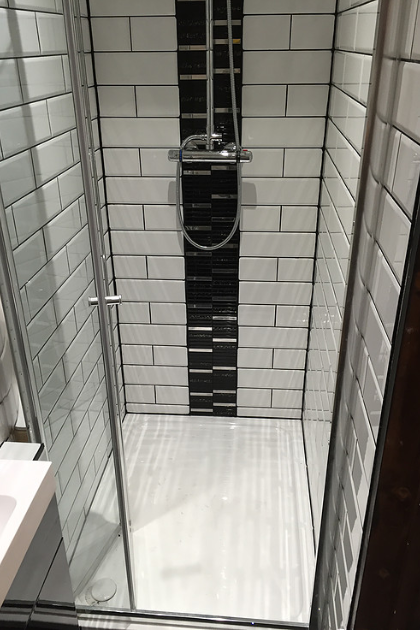 Shower room in Gravesend | Quality Plumbing